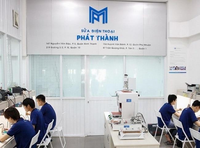 trung tâm sửa chữa điện thoại tốt nhất ở TPHCM sua chua dien thoai Phat Thanh