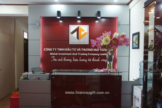 Toancau gifts là Top 10 Công ty quà tặng uy tín nhất ở TPHCM