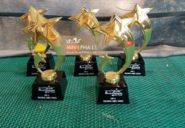 Minh Pha Lê là Top 10 Công ty quà tặng uy tín nhất ở TPHCM