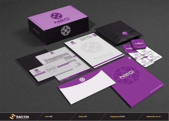Sao Kim là Top 10 Công ty thiết kế nhận diện thương hiệu tại TPHCM