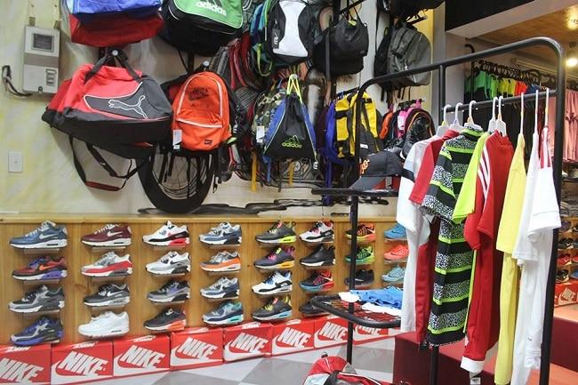 Siêu thị dụng cụ thể thao là Top 10 Cửa hàng bán dụng cụ thể thao uy tín nhất tại TPHCM