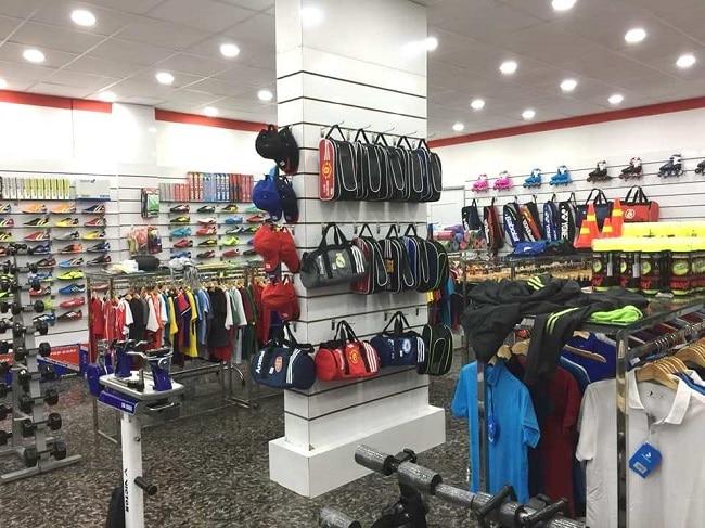 Cửa hàng dụng cụ thể dục thể thao quận 5 là Top 10 Cửa hàng bán dụng cụ thể thao uy tín nhất tại TPHCM