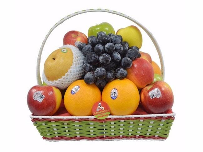 Rau quả Bình Thuận là Top 9 Cửa hàng bán trái cây ngoại nhập chất lượng nhất TPHCM