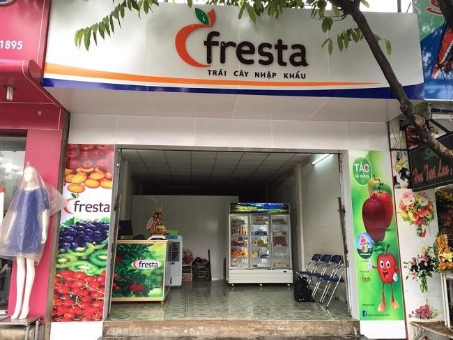 Fresta là Top 9 Cửa hàng bán trái cây ngoại nhập chất lượng nhất TPHCM