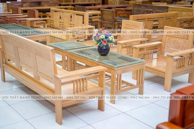 Đồ gỗ nội thất Mạnh Hùng là Top 10 cửa hàng chuyên bán đồ gỗ nội thất uy tín nhất tại TPHCM