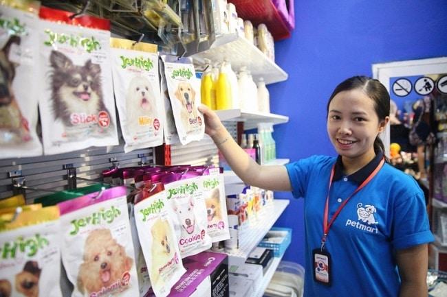 Pet Mart là Top 5 Cửa hàng phụ kiện chó mèo giá rẻ nhất Hà Nội và TPHCM
