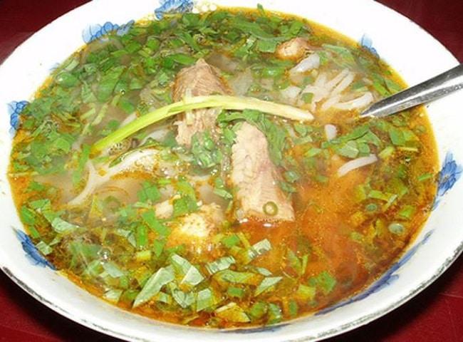 Bánh canh cá lóc Diên Sanh là Top 5 Địa chỉ bán bánh canh cá lóc ngon nhất TPHCM