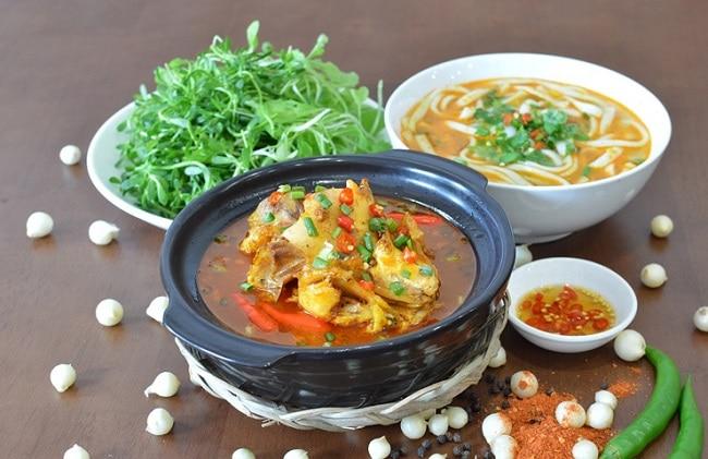 Bánh canh cá lóc Ba Duy là Top 5 Địa chỉ bán bánh canh cá lóc ngon nhất TPHCM