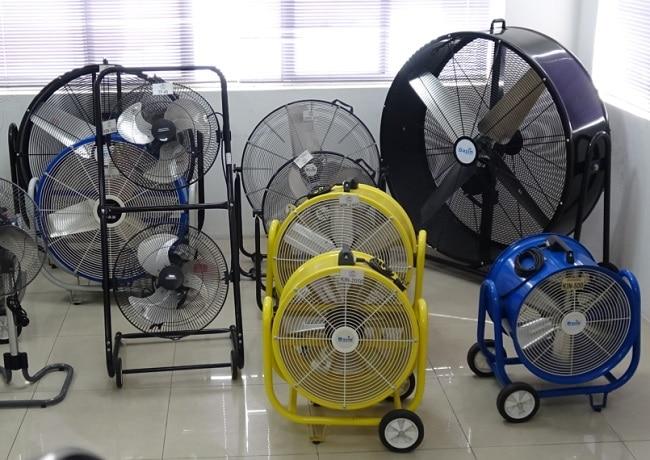 Công ty Hải Minh là Top 10 Địa chỉ bán quạt công nghiệp giá rẻ và uy tín nhất ở TPHCM