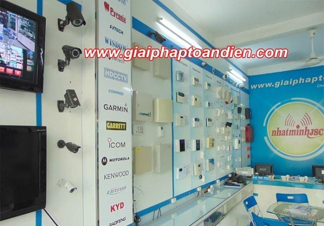 Nhật Minh JSC là Top 10 địa chỉ bán thiết bị an ninh chống trộm uy tín tại TPHCM