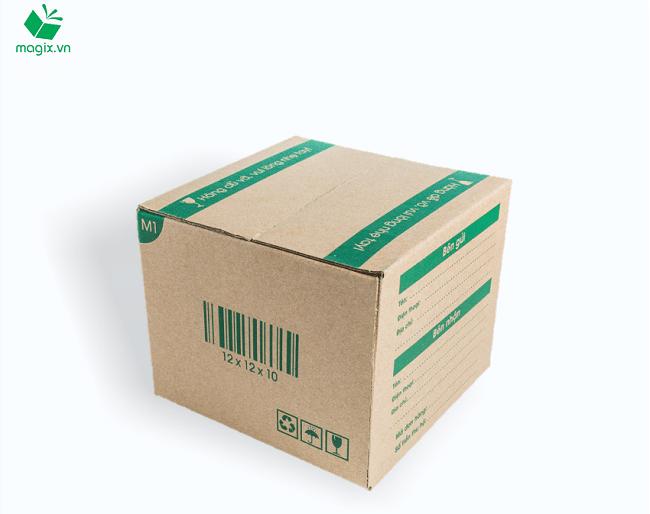 Magix là Top 10 địa chỉ bán thùng carton hộp giấy carton giá rẻ nhất TPHCM