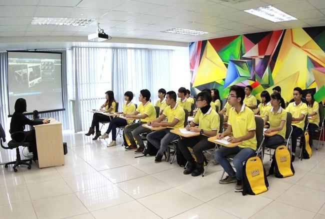 Arena Multimedia là Top 5 địa chỉ học thiết kế website chuyên nghiệp nhất tại TP.HCM