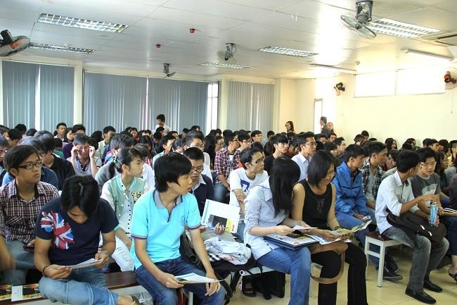 Trung tâm tin học - Trường Đại học Khoa học Tự Nhiên là Top 5 địa chỉ học thiết kế website chuyên nghiệp nhất tại TP.HCM