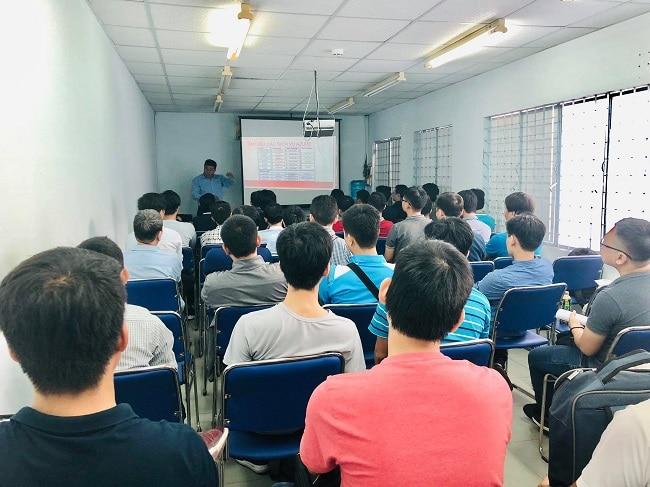 Nhất Nghệ là Top 5 địa chỉ học thiết kế website chuyên nghiệp nhất tại TP.HCM