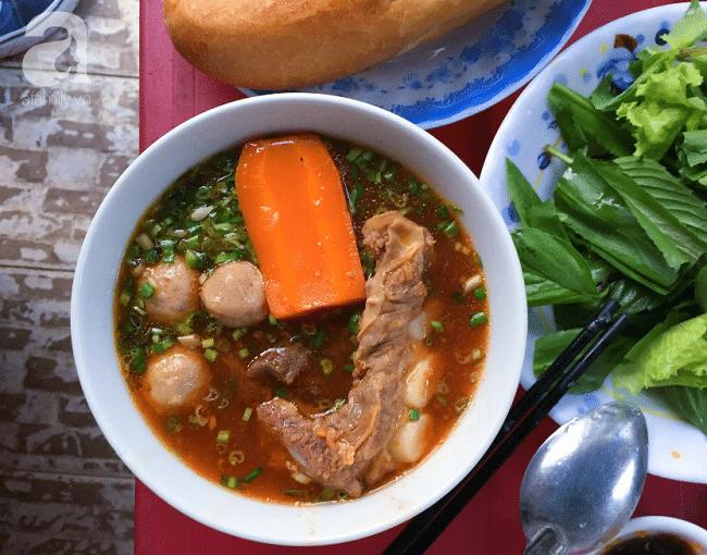 Bò kho 343 là Top 5 Địa điểm ăn uống ngon nhất trên đường Tô Hiến Thành, Q.10, TPHCM