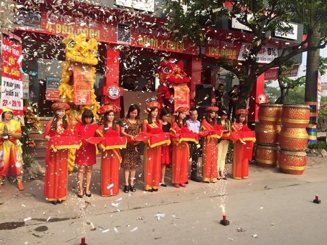 Saigon Events là Top 5 Dịch vụ lân sư rồng khai trương tốt nhất tại TPHCM