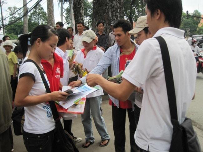 Công ty Quảng cáo Tư Duy Triệu Phú là Top 8 Công ty dịch vụ phát tờ rơi quảng cáo uy tín giá rẻ nhất tại TPHCM