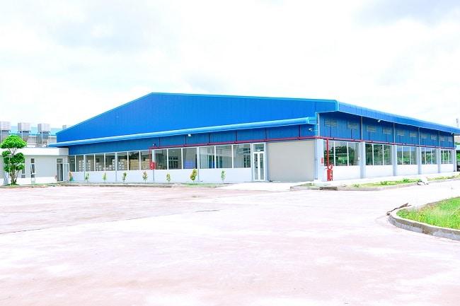 Công ty Thành Nam là Top 10 Dịch vụ thi công nhà xưởng uy tín nhất tại TPHCM