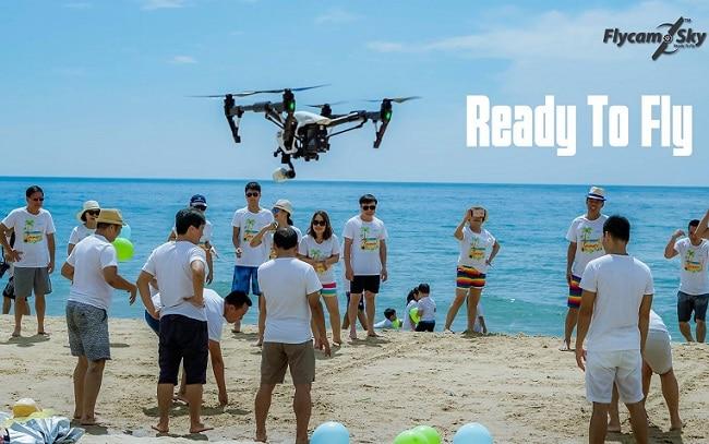 Flycam Sky là Top 5 Dịch vụ thuê flycam giá rẻ và uy tín nhất TPHCM