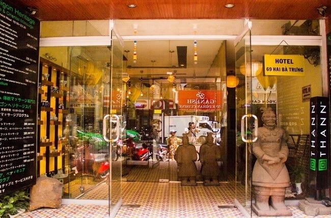 """Khách sạn 69 là Top 10 Khách sạn giá """"rẻ mà tốt"""" nhất ở TP. Hồ Chí Minh"""