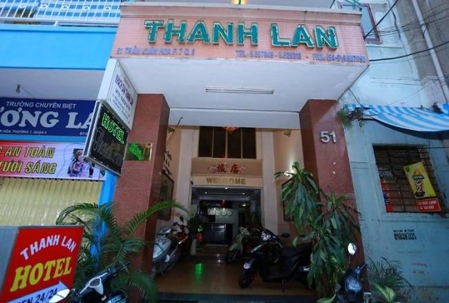 """Khách sạn Thanh Lan là Top 10 Khách sạn giá """"rẻ mà tốt"""" nhất ở TP. Hồ Chí Minh"""
