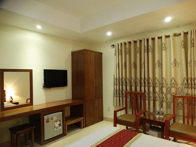 """Khách sạn Hoa Vinh là Top 10 Khách sạn giá """"rẻ mà tốt"""" nhất ở TP. Hồ Chí Minh"""
