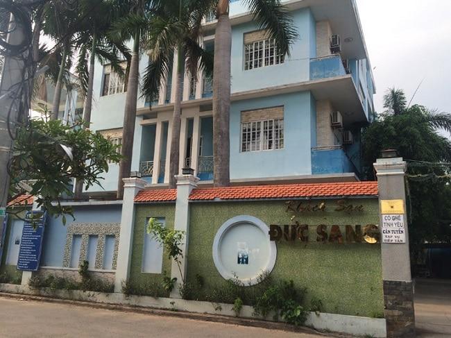 """Khách sạn Đức Sang là Top 10 Khách sạn giá """"rẻ mà tốt"""" nhất Huyện Hóc Môn"""