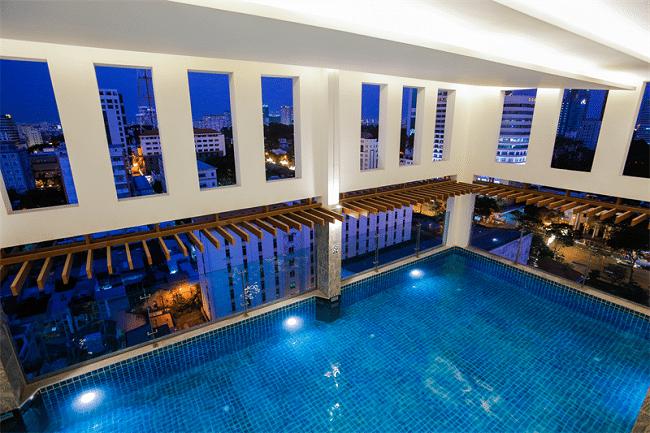 """Khách sạn Mường Thanh Sài Gòn Central là Top 10 Khách sạn giá """"rẻ mà tốt"""" nhất Quận 1"""
