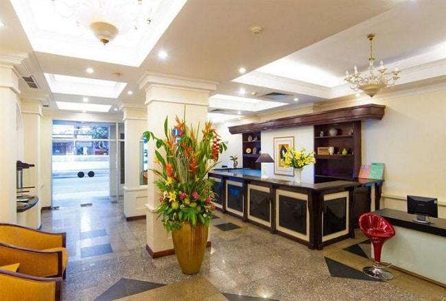"""Khách sạn Bông Sen là Top 10 Khách sạn giá """"rẻ mà tốt"""" nhất Quận 1"""