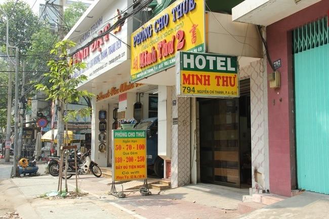 """Khách sạn Minh Thư là Top 10 Khách sạn giá """"rẻ mà tốt"""" nhất Quận 11"""