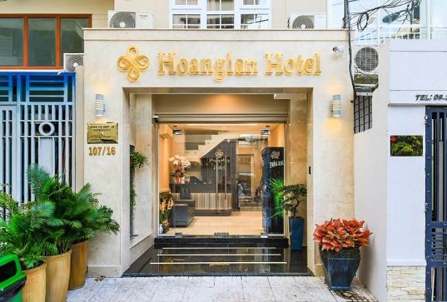 """Khách sạn Hoàng Lan là Top 10 Khách sạn giá """"rẻ mà tốt"""" nhất Quận 3"""