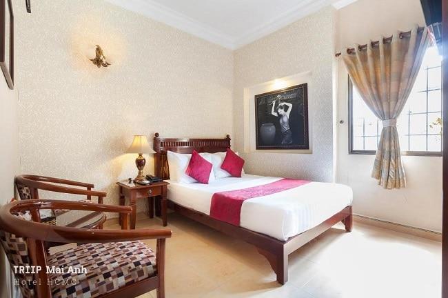 """Khách sạn Mai Anh là Top 10 Khách sạn giá """"rẻ mà tốt"""" nhất Quận 3"""