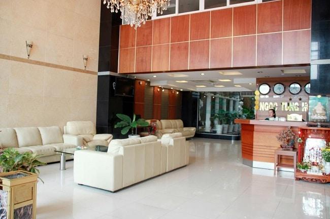 """Khách sạn Ngọc Tùng Riverside là Top 10 Khách sạn giá """"rẻ mà tốt"""" nhất Quận 7"""
