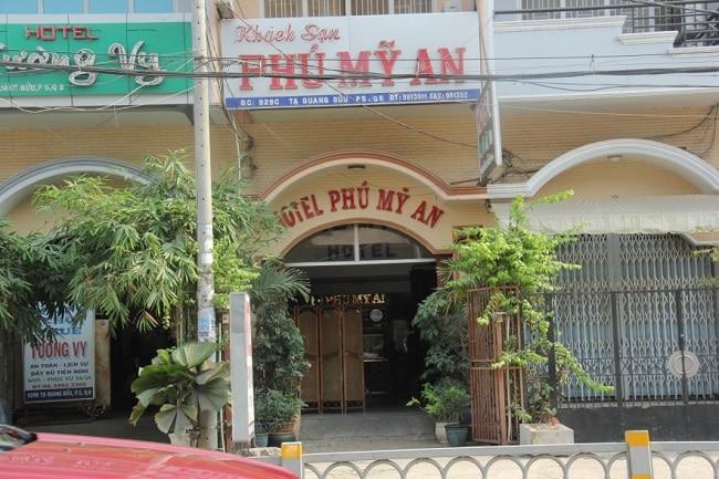 """Khách sạn Phú Mỹ An là Top 10 Khách sạn giá """"rẻ mà tốt"""" nhất Quận 8"""