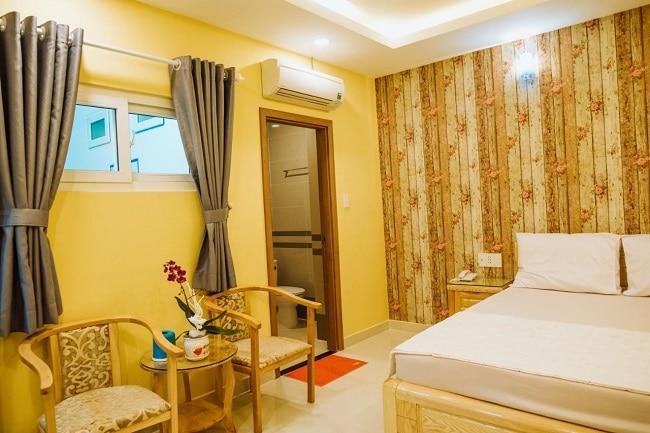 Khách sạn Bảo Lâm là Khách sạn Bảo Lâm