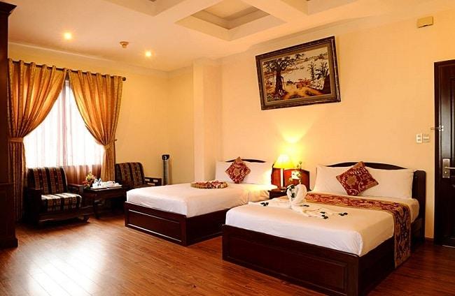 """Khách sạn Mai Vàng là Top 10 Khách sạn giá """"rẻ mà tốt"""" nhất Quận Bình Tân"""