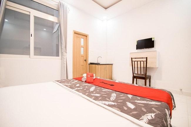 """Khách sạn RedDoorz Near SaiGon Zoo là Top 10 Khách sạn giá """"rẻ mà tốt"""" nhất Quận Bình Thạnh"""