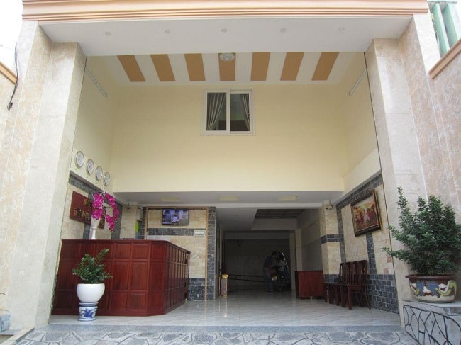"""Khách sạn Tia Nắng Hồng nhà Top 10 Khách sạn giá """"rẻ mà tốt"""" nhất Quận Gò Vấp"""