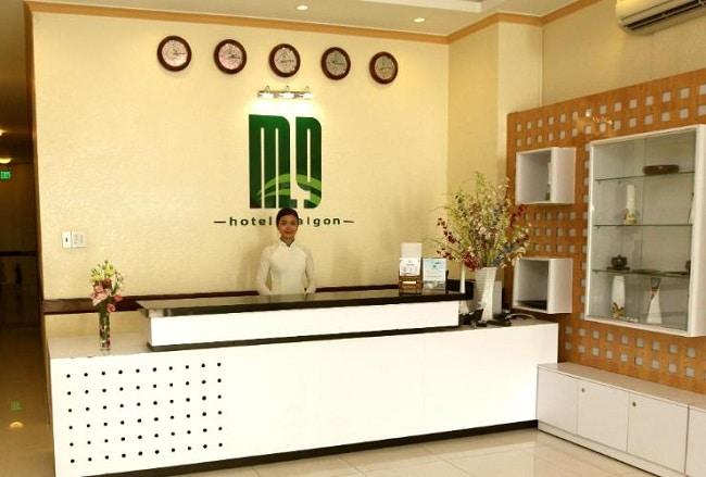 """Mekong 9 Hotel Saigon là Top 10 Khách sạn giá """"rẻ mà tốt"""" nhất Quận Phú Nhuận"""