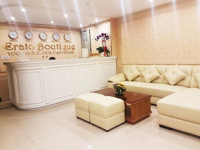 """Erato Boutique là Top 10 Khách sạn giá """"rẻ mà tốt"""" nhất Quận Tân Bình"""