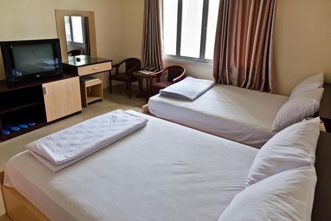 """Khách sạn Hoàng Sơn 2 là Top 10 Khách sạn giá """"rẻ mà tốt"""" nhất Quận 2"""