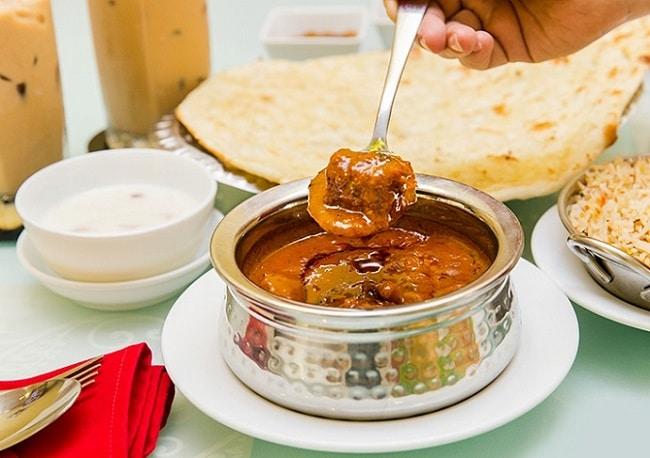 Nhà hàng Ấn Độ Natraj là Top 10 Nhà hàng món Ấn Độ ngon nức tiếng ở TPHCM