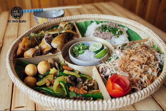 Địa điểm ăn uống siêu ngon, không thể bỏ qua ở quận 1 (Ân Nam Quán)