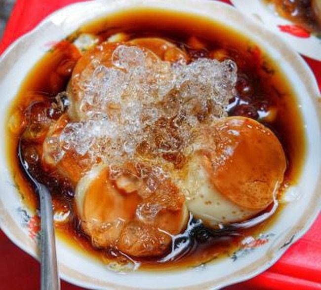 Bánh flan chị Mười là Top 5 Quán bán Bánh Flan/Rau Câu nổi tiếng ở TPHCM