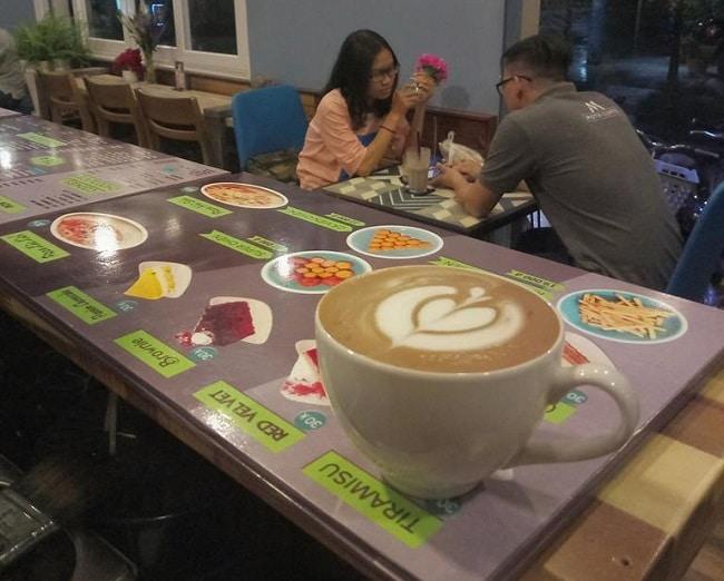 Motif Cafe là Top 5 Quán cà phê cho cặp đôi hẹn hò lý tưởng tại Q. Bình Tân, TPHCM