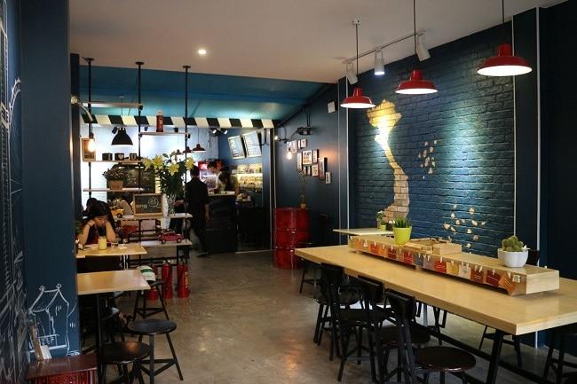 Swebi là Top 5 Quán cà phê cho cặp đôi hẹn hò lý tưởng tại Q. Bình Tân, TPHCM