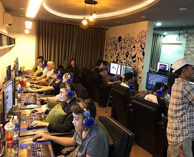 STARSBOBA CAFE NET là Top 10 Quán net chất nhất ở TPHCM dành cho game thủ