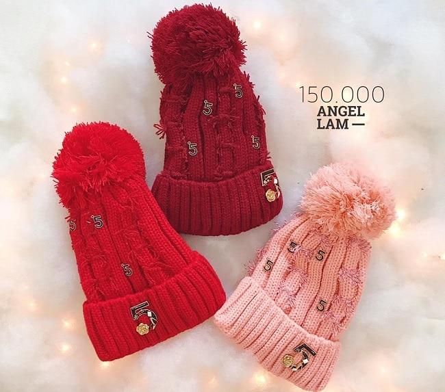 Angel Lam là Top 5 Shop bán mũ len nữ đẹp nhất ở TPHCM