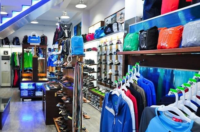 Cửa hàng Sporter là Top 5 Shop đồ thể thao Nam chất lượng giá rẻ nhất ở TPHCM