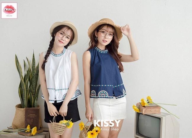 Kissy Shop là Top 10 Shop thời trang nổi tiếng nhất trên đường Quang Trung, Gò Vấp, TPHCM